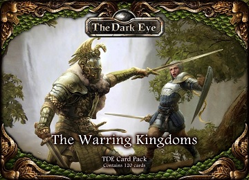 The Dark Eye: Warring Kingdoms Card Paxk