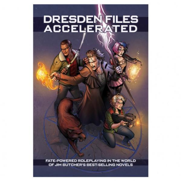 The Dresden Files: Accelerated