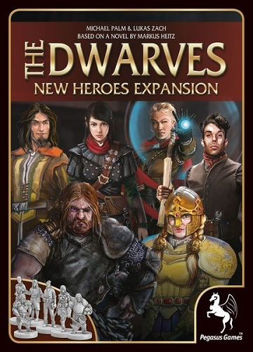 The Dwarves: New Hero Expansion