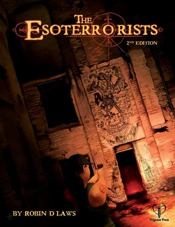 The Esoterrorists: Core Rulebook [2ND EDITION]