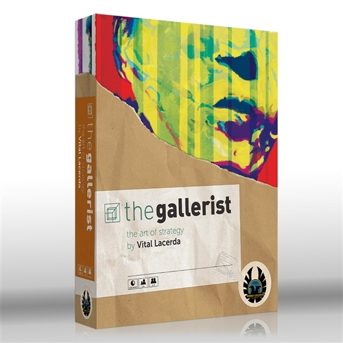 The Gallerist with Scoring Expansion