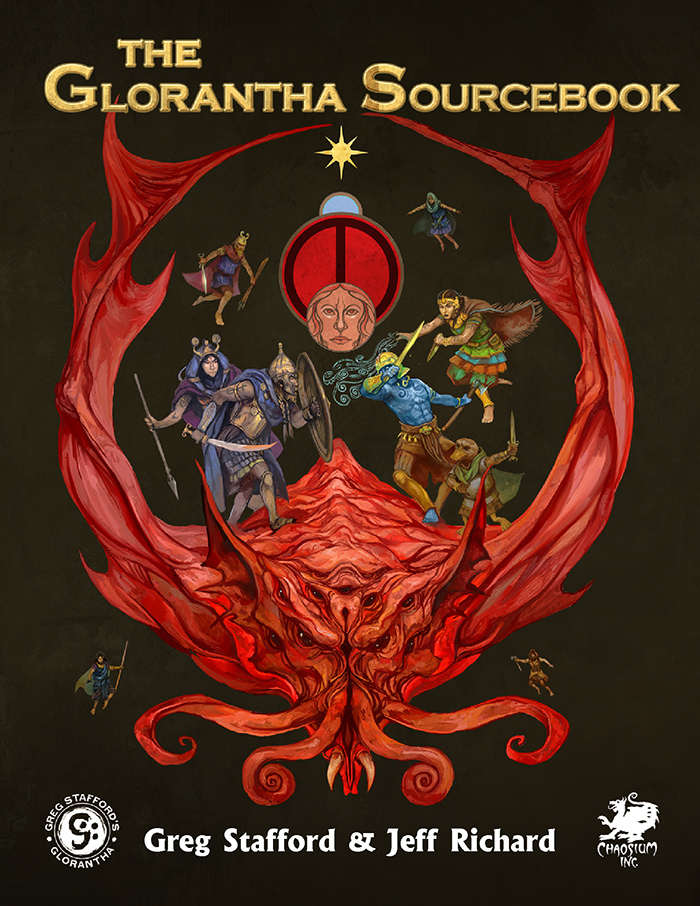 The Glorantha Sourcebook [Damaged]