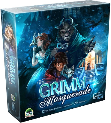 The Grimm Masquerade [Damaged]