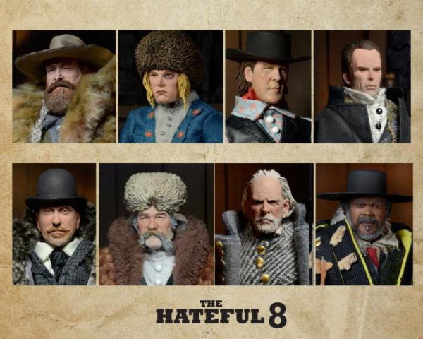 "The Hateful Eight (8"" Figure): Daisy Domergue (The Prisoner)"