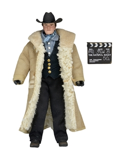 "The Hateful Eight (8"" Figure): Quentin Tarantino"