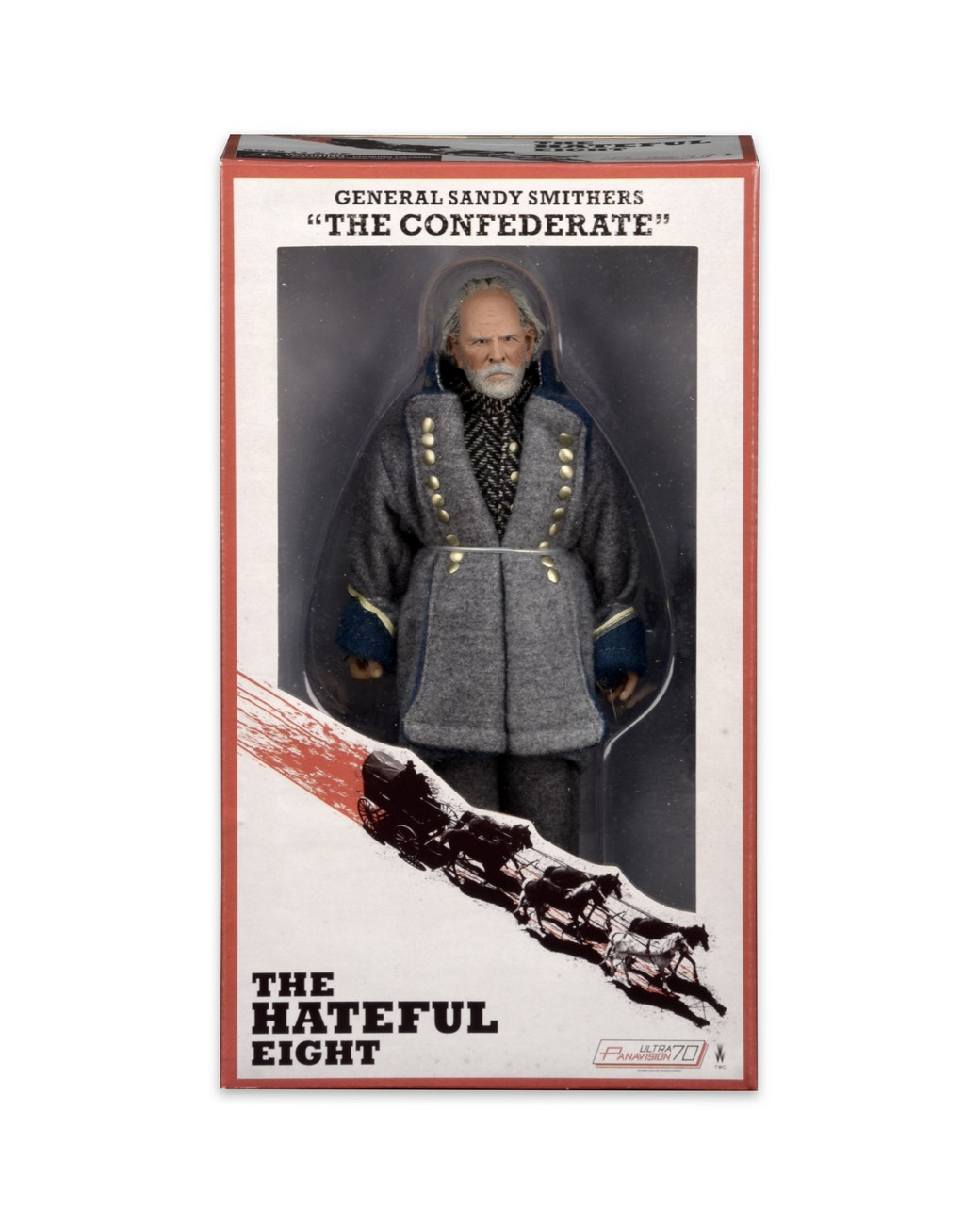 "The Hateful Eight: 8 General Sandy Smithers ""The Confederate"""