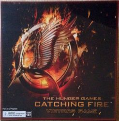 The Hunger Games: Catching Fire: Victors Game [SALE]