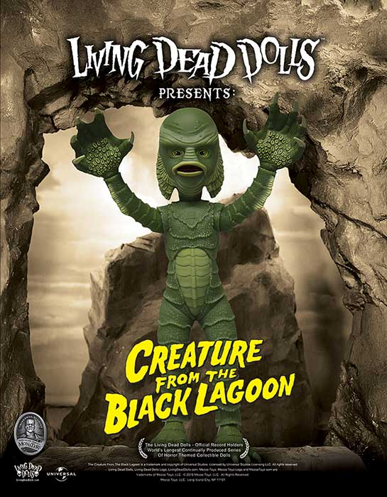 Living Dead Dolls: Creature From The Black Lagoon