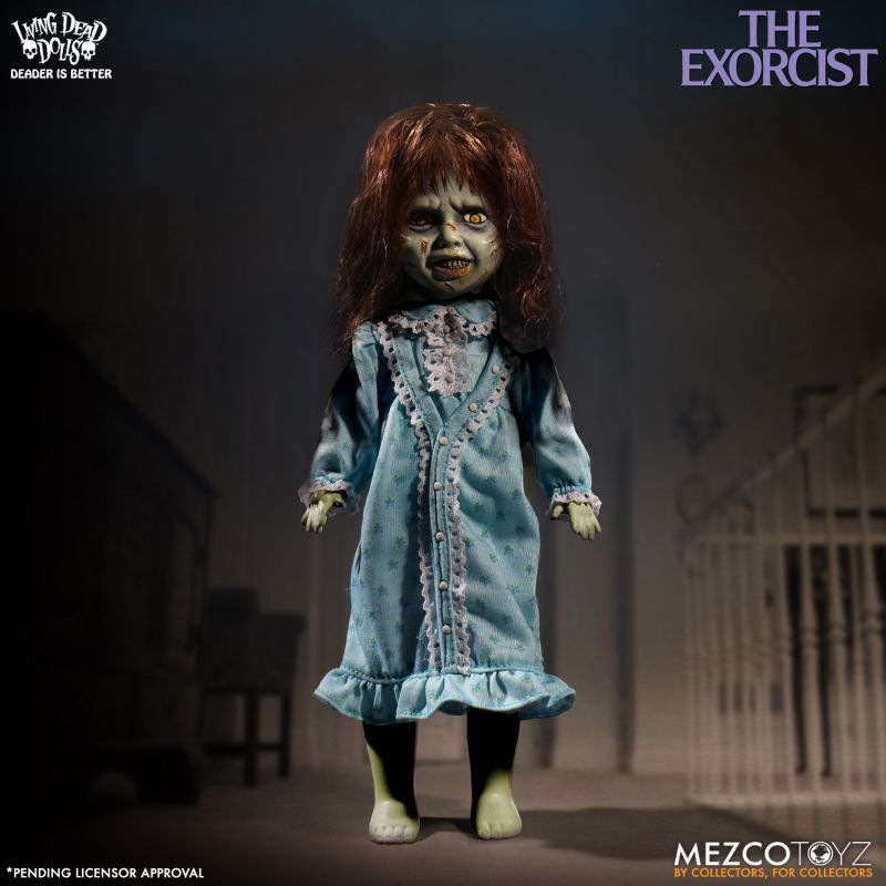 Living Dead Dolls: The Exorcist