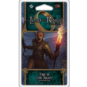 The Lord of the Rings LCG: Fire in the Night