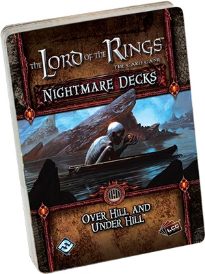 The Lord of the Rings LCG: Over Hill and Under Hill Nightmare Deck [SALE]