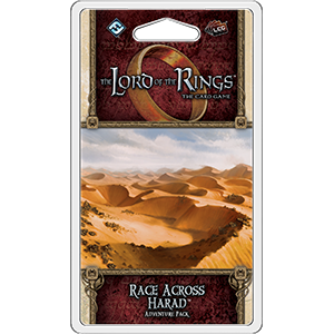 The Lord of the Rings LCG: Race Across Harad