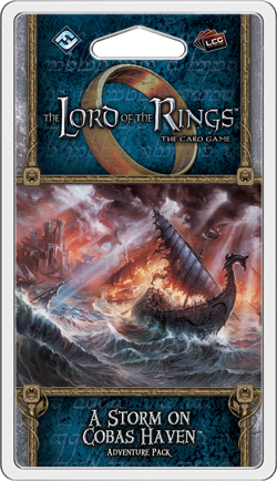 The Lord of the Rings LCG: Storm on Cobas Haven