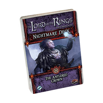 The Lord of the Rings LCG: The Antlered Crown (Nightmare Deck)