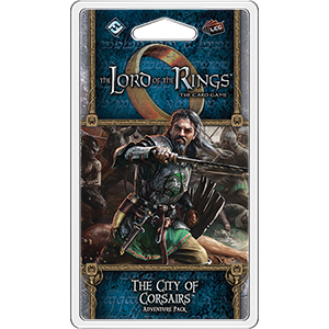 The Lord of the Rings LCG: The City of Corsairs