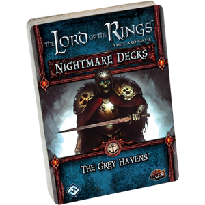 The Lord of the Rings LCG: The Grey Havens Nightmare Decks