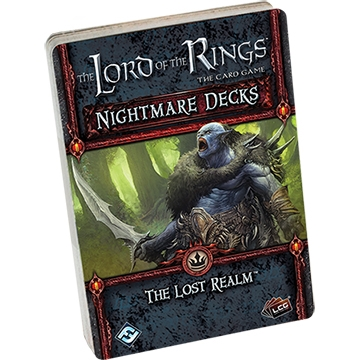 The Lord of the Rings LCG: The Lost Realm (Nightmare Deck)
