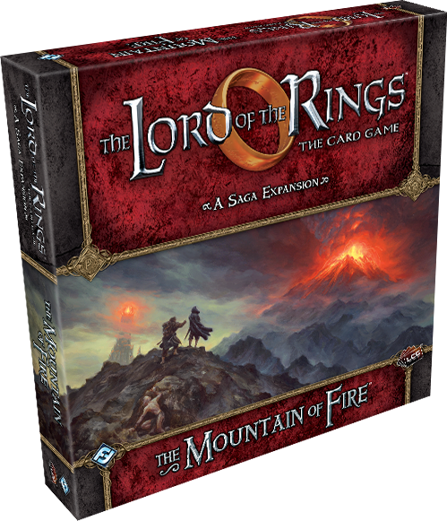 The Lord of the Rings LCG: The Mountain of Fire