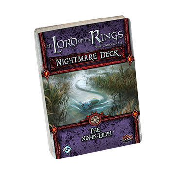 The Lord of the Rings LCG: The Nîn-in-Eilph (Nightmare Deck)