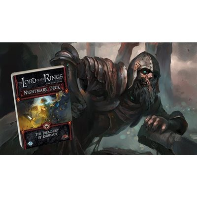 The Lord of the Rings LCG: The Treachery of Rhudaur Nightmare Deck