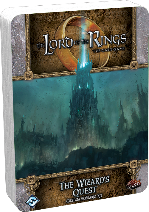 The Lord of the Rings LCG: The Wizards Quest