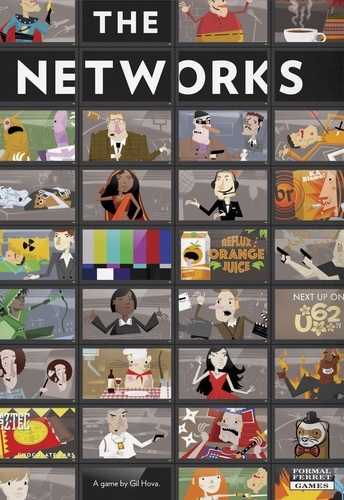 The Networks [Damaged]