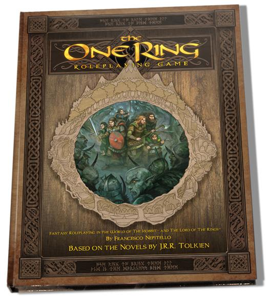 The One Ring: Roleplaying Game (Revised Edition)