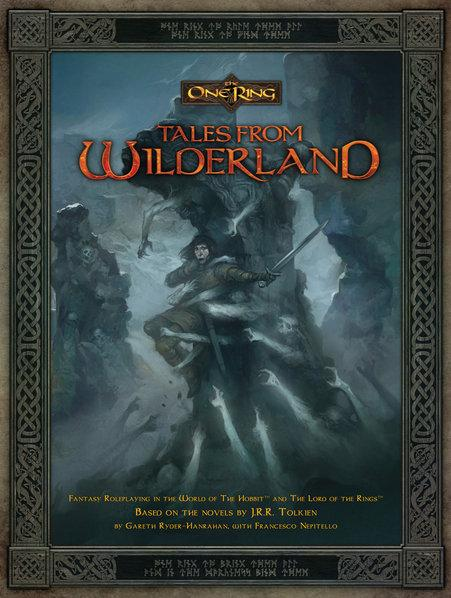 The One Ring: Tales From Wilderland (HC)