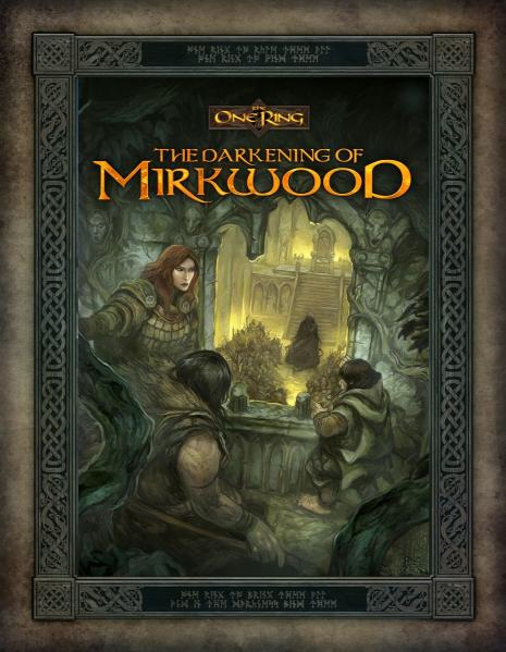 The One Ring: The Darkening of Mirkwood