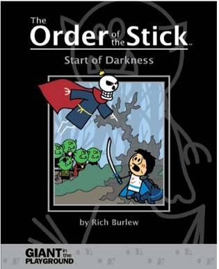 The Order of the Stick #-1: Start of Darkness