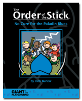 The Order of the Stick #2: No Cure For The Paladin Blues