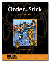 The Order of the Stick #3: War and XPs
