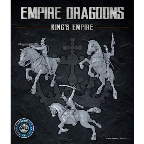 The Other Side: Kings Empire: Empire Dragoons
