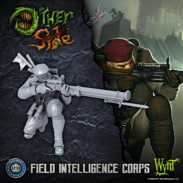 The Other Side: Kings Empire: Field Intelligence Corps