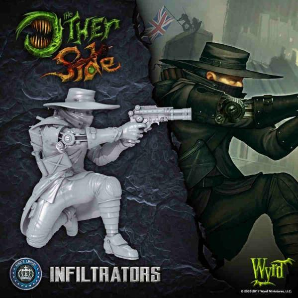The Other Side: Kings Empire: Infiltrators