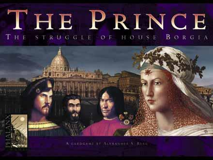The Prince: The Struggle of House Borgia (SALE)