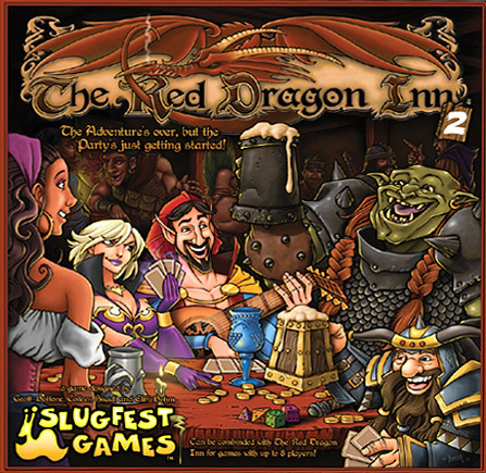 The Red Dragon Inn 2 [Damaged]