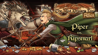 The Red Dragon Inn: Allies: Piper vs. Ripsnarl