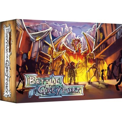 The Red Dragon Inn: Battle for Greyport [Damaged]