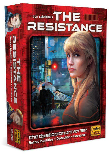 The Resistance (3rd Edition) [Damaged]
