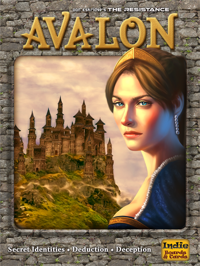 The Resistance: Avalon [Damaged]