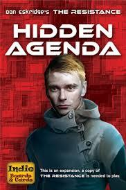 The Resistance: Hidden Agenda [Damaged]