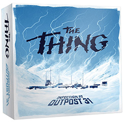 The Thing: Infection at Outpost 31 [Damaged]
