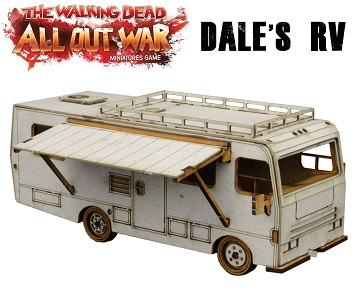The Walking Dead: All Out War- DALES RV