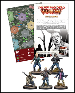 The Walking Dead: All Out War- Fear the Hunters