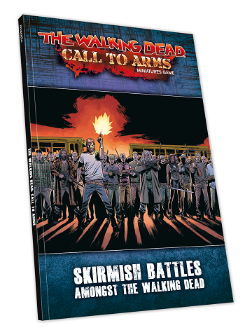 The Walking Dead: Call To Arms - Rulebook