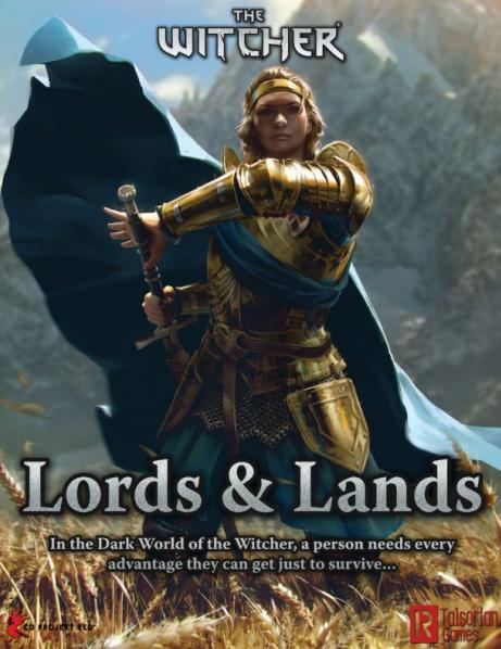 The Witcher: Lords and Lands