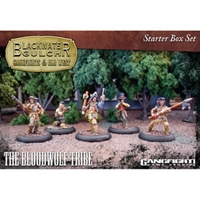 Blackwater Gulch: The Bloodwolf Tribe Starter Box