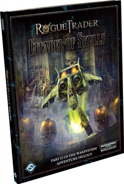 Rogue Trader: Citadel of Skulls (SALE)