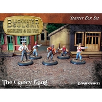 Blackwater Gulch: The Clancy Gang Starter Box